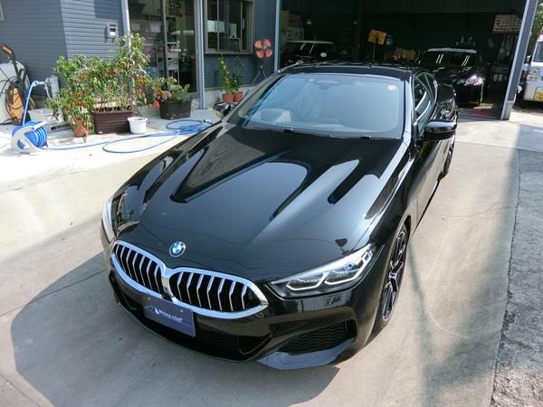 BMW G15 840d xDrive