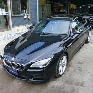 BMW F06 640i GranCoupe