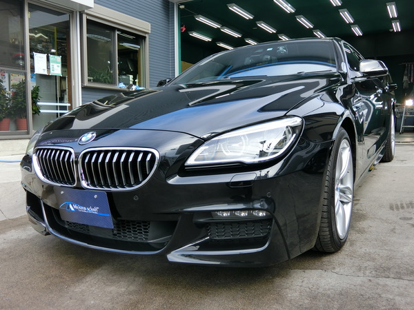 BMW F06 640i GranCoupe  SPECIAL BodyCoating